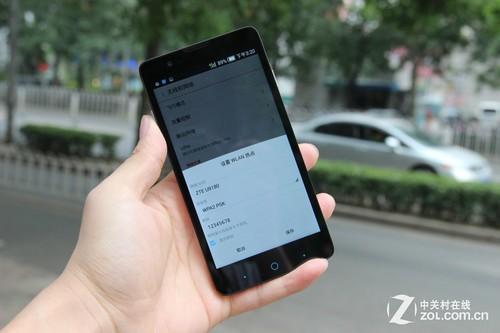 可变身4G无线路由器 中兴红牛手机 手机Android频道 中关村在线 -怎么...