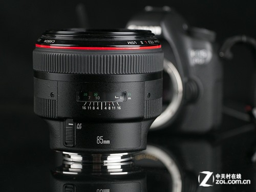 顶级人像镜头 佳能85mm f/1.2L II评测