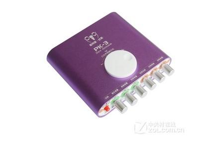 客所思pk3 PK-3 电音声卡 外置USB声卡 K歌喊麦/爆音/魔音