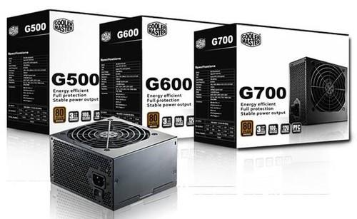酷冷G系列电源全新彩包整装待发
