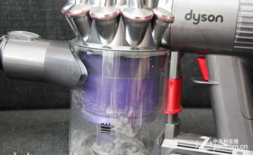 将螨虫全都清扫 戴森新款吸尘器将上市