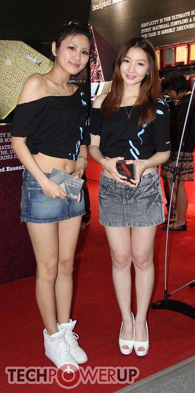 台北电脑展又一大波妹子来袭 130张ShowGirl美图一网打尽的照片 - 58