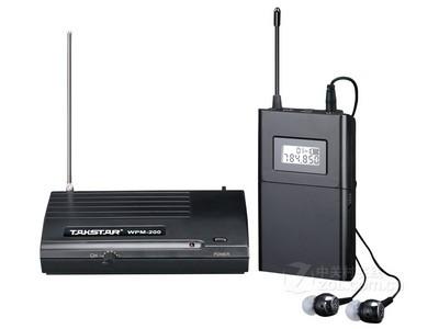 得胜 WPM-200  Takstar/得胜 WPM-200 无线监听系统【正品包邮】