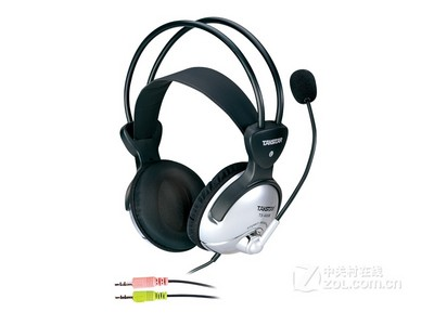 Takstar/得胜 TS-466M 多媒体耳机 头戴式耳麦电脑麦克风游戏耳机【全新正品行货、在线下单即可包邮】