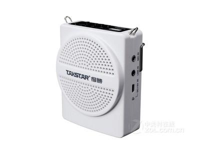 Takstar/得胜E188M多媒体扩音器语音王便携式TF卡U盘10W扩音机 10W大功率输出 使用20小时以上