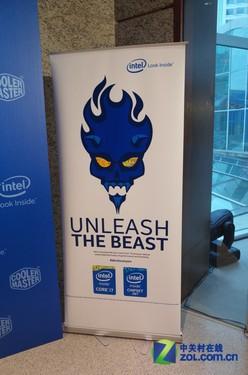 各路高手巅峰对决 Intel MOD亮相台北