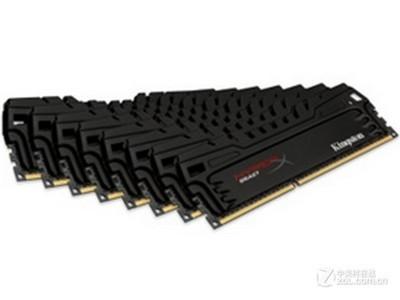 金士顿 骇客神条 Beast系列 64GB DDR3 2133(KHX21C11T3FK8/64X)