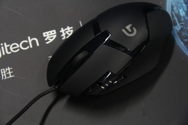 cj首曝 罗技新品g402游戏鼠标高清大图