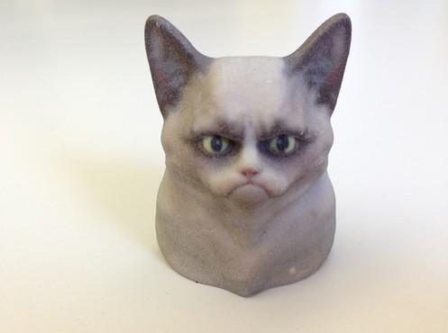 将快乐带回家 3d打印迷你小动物玩偶