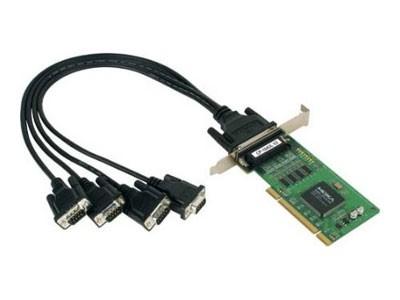 MOXA CP-104UL V2(4串口RS-232)