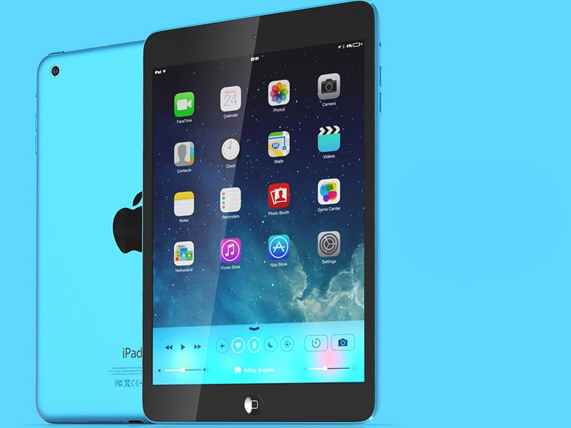 工艺要求变高,可能会影响初期供应 此外第二代ipad air将搭载高清图片