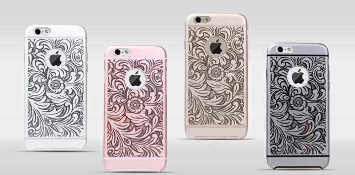 【高清图】不怕掰弯iPhone6金属手机壳京东2fgo安卓预约v高清图片