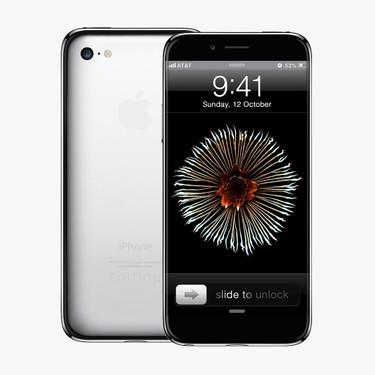 不锈钢外壳 iPhone6s超美概念设计赏析