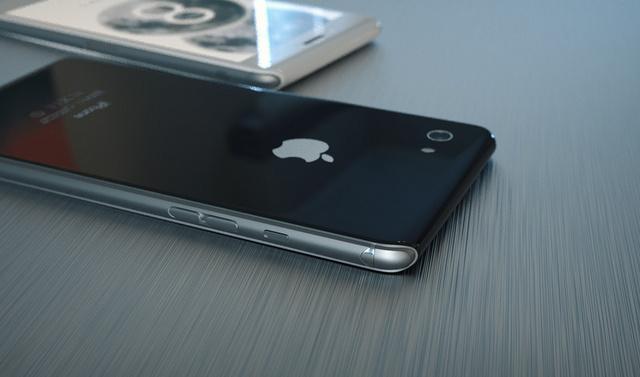 如此超前大丈夫 iPhone8概念机横空出世
