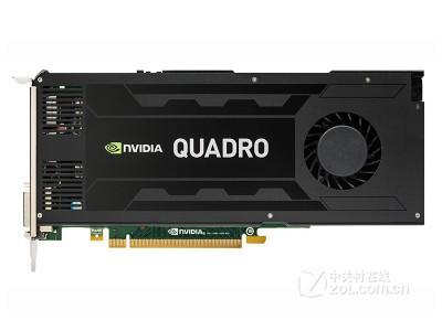性能稳定 丽台Quadro K4200广东5800元
