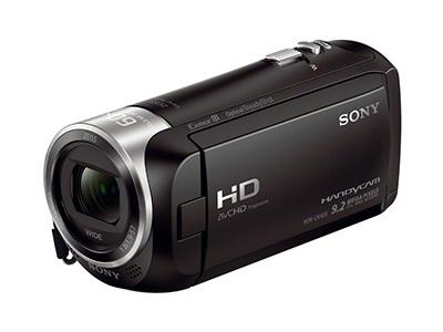 索尼家用摄像机CX405 售1599元 含礼包