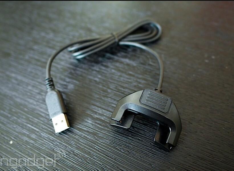 garmin智能手环充电器