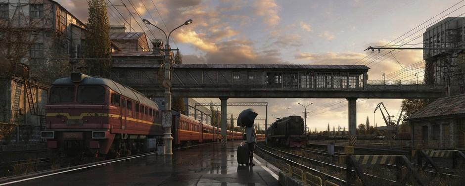 《孤岛惊魂4》设计师原画欣赏 技艺高超