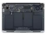 苹果MacBook Air 13.3英寸 Broadwell内部构造图