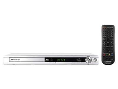 先锋 BDP-3120-W超薄设计+快速读盘+支持高品质音频解码