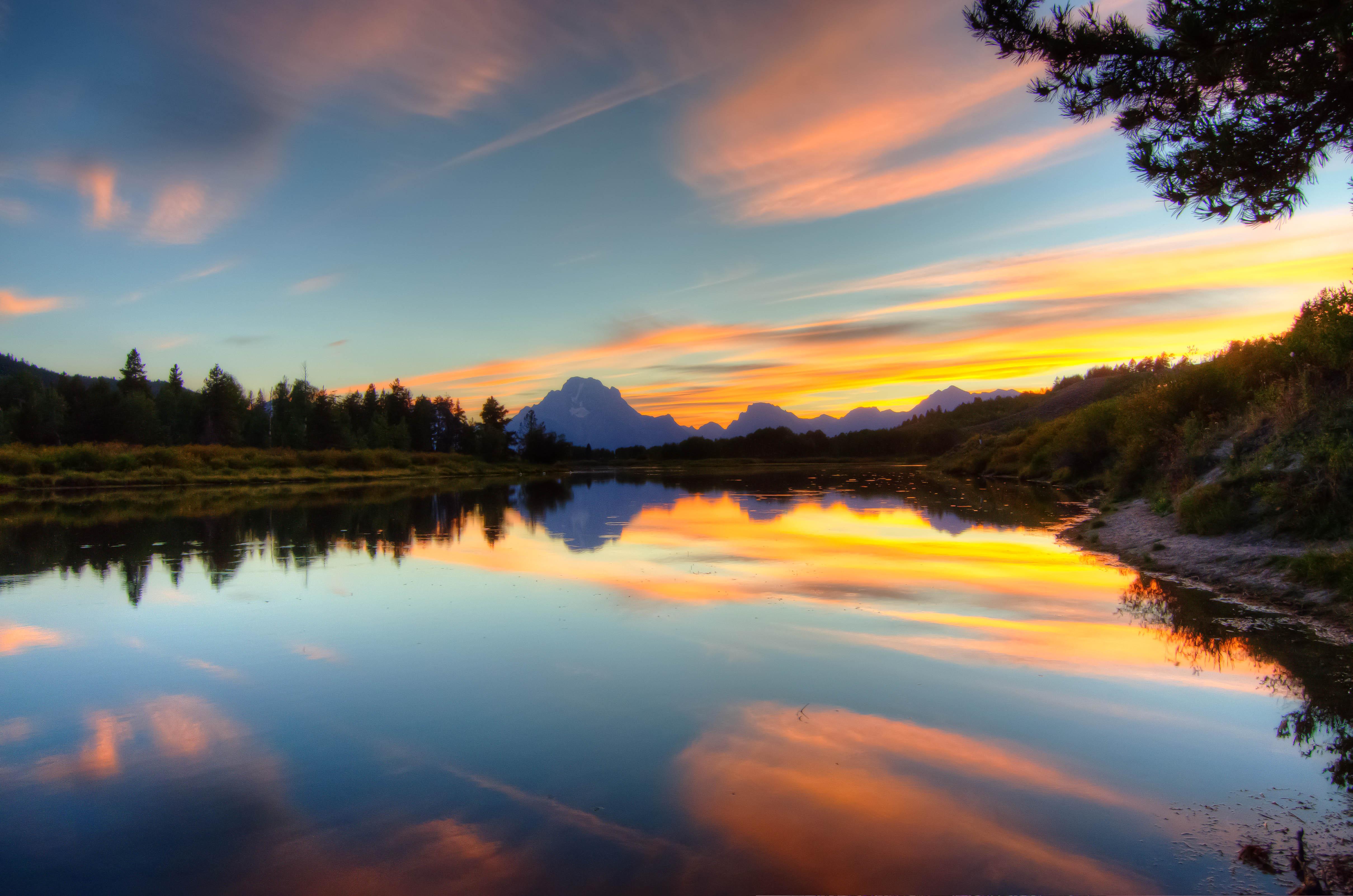 【原始大图】最美不过夕阳红 如何拍摄好日落照片图片