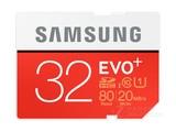 三星SD卡EVO+(32GB)
