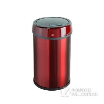 【拜杰gy116智能感应垃圾桶家用卫生间厨房自动电动