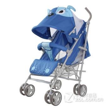 酷豆丁婴儿车 婴儿推车 手推车 超轻便折叠伞车 靠背可调节 婴儿伞车