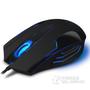豹勒(Boblen)S3电脑有线专业游戏鼠标 LOL/CF笔记本电竞光电鼠标无声网吧鼠标 3D基础版-磨砂黑-有声