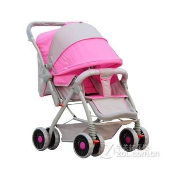 骑路特婴儿车宝宝好孩子婴儿推车可坐平躺双向轻便