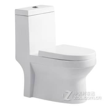 【科勒旗下卡丽卫浴梅格赛3/6升节水地排305坑距