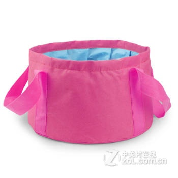 折叠水盆 钓鱼桶 便携式