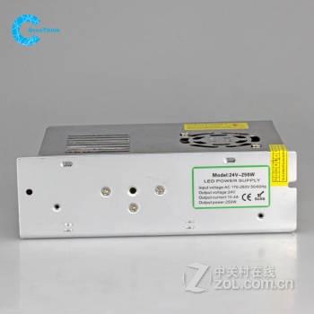 创想 开关电源24v 60~400w 监控模组24v变压器 led灯带变压器 驱动
