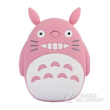 可爱卡通龙猫移动电源超薄迷你通用型创意充电宝