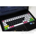 BM 联想V1000/G40/Y40/G410/Y400/Y430P/Y410P 键盘膜 14寸半透多彩