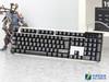 讯拓 铁甲蜂刃荣耀版黑色游戏键盘