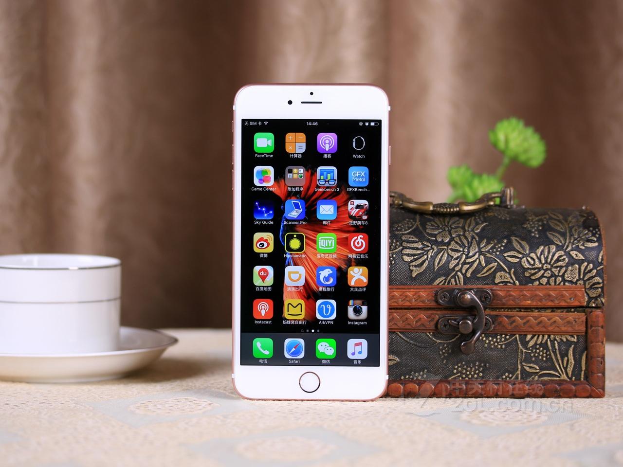 迎国庆 苹果 iPhone 6S PLUS 南宁热售中