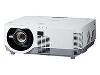 NEC激光投影机P502HL/NP-CR5450HLNEC投影机上海总代理/实体店