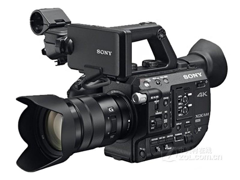 4K高清视频  索尼 PXW-FS5K仅售26000元