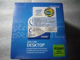 Intel酷睿2双核 E8200CPU包装