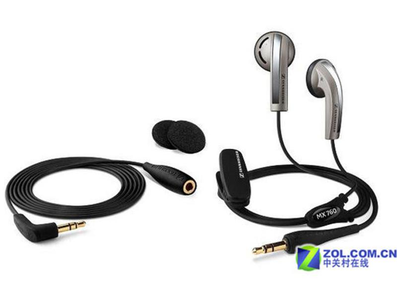 产品报价 耳机 > 森海塞尔耳机 > 森海塞尔mx760 > 图片 > 详图
