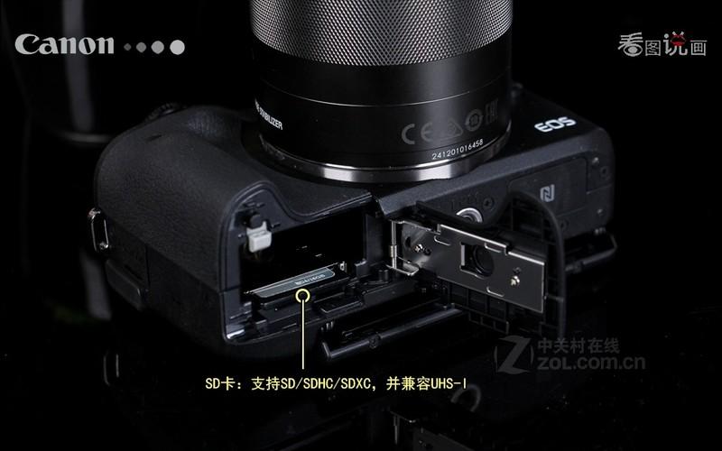包装清单 eos m3机身 x1 相机说明书光盘 x1 电池充电器 lc-e17c(含图片