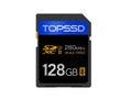天硕SD卡 UHS-II SDXC MAX Pro 280MB/s(128GB)