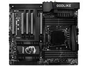 【官方正 品 假一赔十】微星 X99A Godlike Gaming CARBON