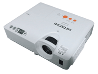 可满足20人以下的商务演示HITACHI日立HCP-839W
