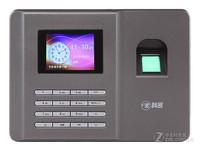 科密X1 00考勤机指纹式打卡机上班签到机智能免软件操作卡钟