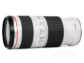 佳能EF 70-200mm f/4L IS USM侧面