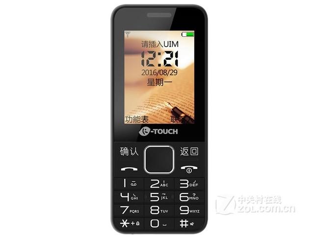 天语E2时尚外观 京东中电盈讯手机专营店129元销售中