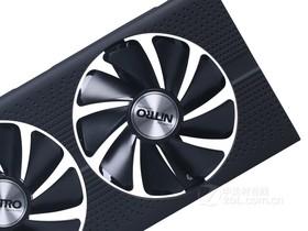 蓝宝石RX 470D 4G D5 超白金 OC散热