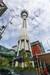 新西兰奥克兰的地标天空塔